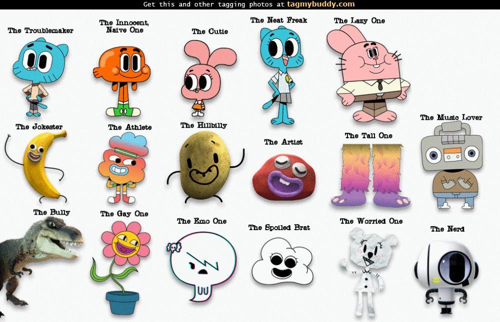 TagMyBuddy-Image-10017-The-Amazing-World-of-Gumball-Character ...