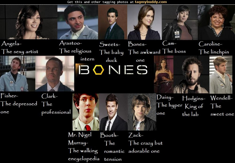 an analysis of the character of temperance bones brennan in bones an american drama series As played by emily deschanel, temperance brennan (nicknamed bones) is a brilliant scientist who struggles to parse social cues in her dealings with perennially at-odds love interest booth (david.